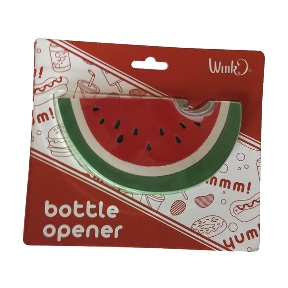 Wink Other - 🆕Wink Watermelon Bottle Opener